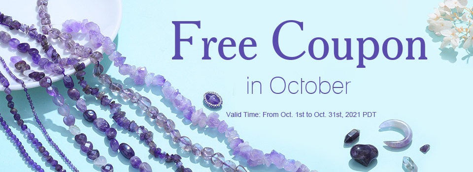 Free Coupon in October